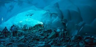 Cuevas de Hielo de Mendehall