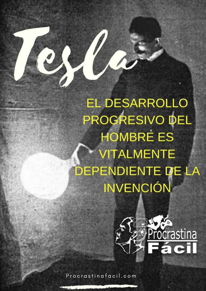 Tesla y el desarrollo del hombre