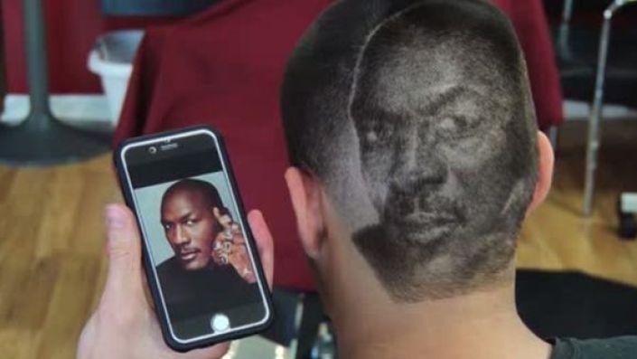 Telefono en la peluquería