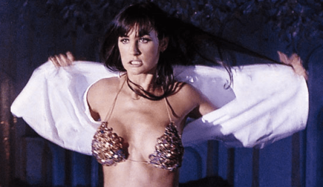 Demi Moore Striptease Movie