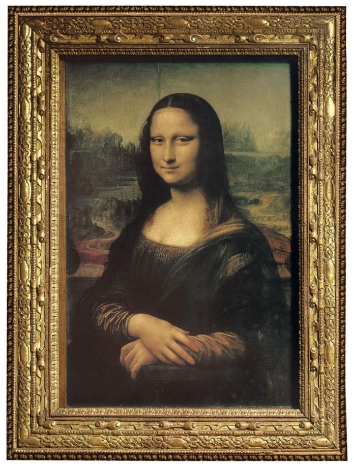 Mona lisa fué robada