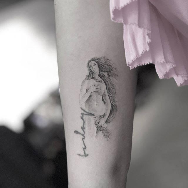 Tatuajes artisticos 1