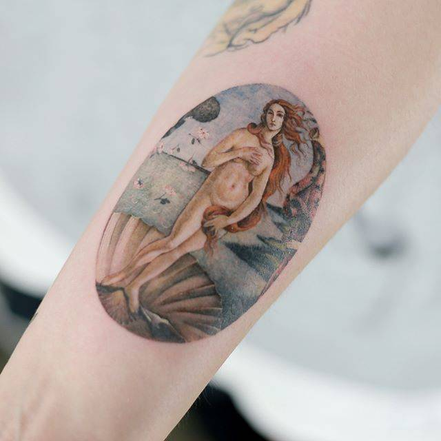 Tatuajes artisticos 2