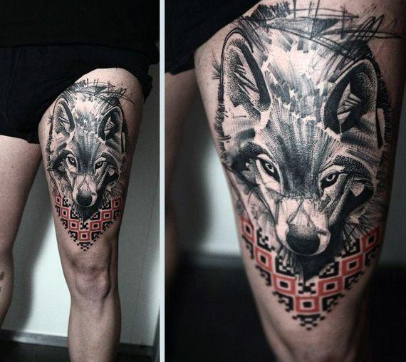 Tatuajes coloridos 11