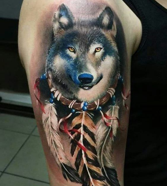Tatuajes coloridos 14