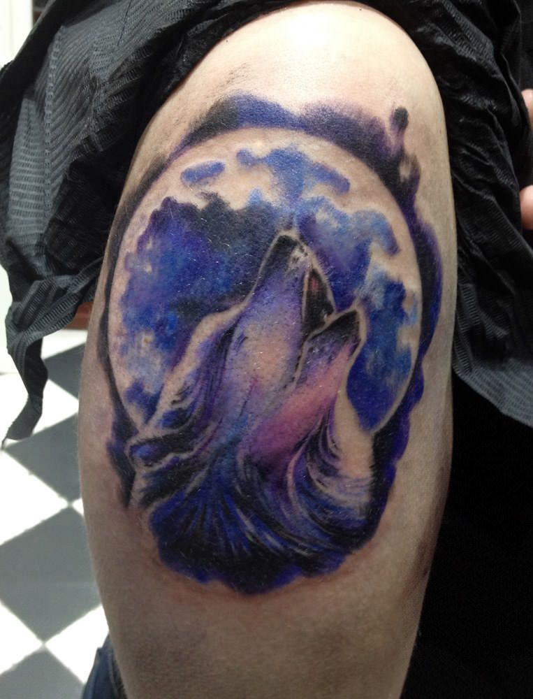 Tatuajes coloridos 37