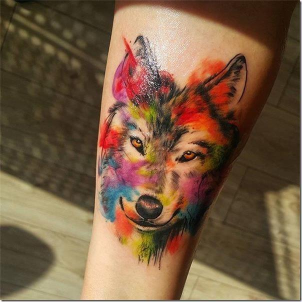 Tatuajes coloridos 46