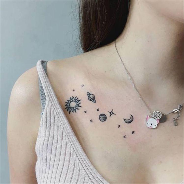 Tatuajes de planetas 7 1