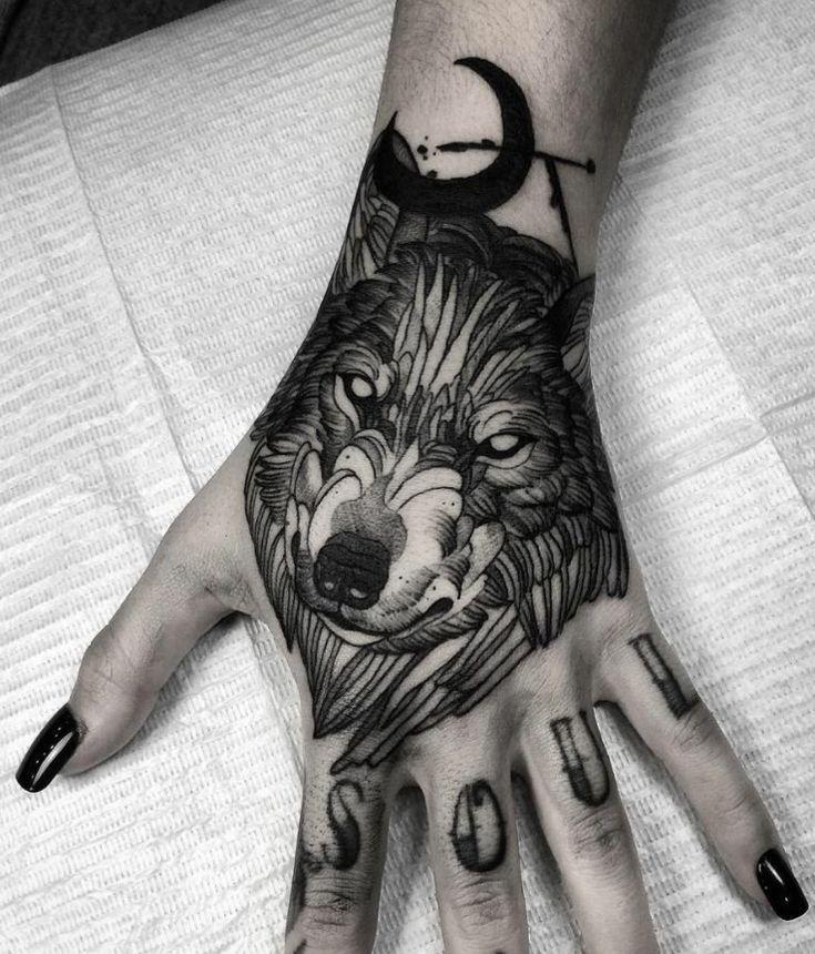 Wolf tattoo 17 1