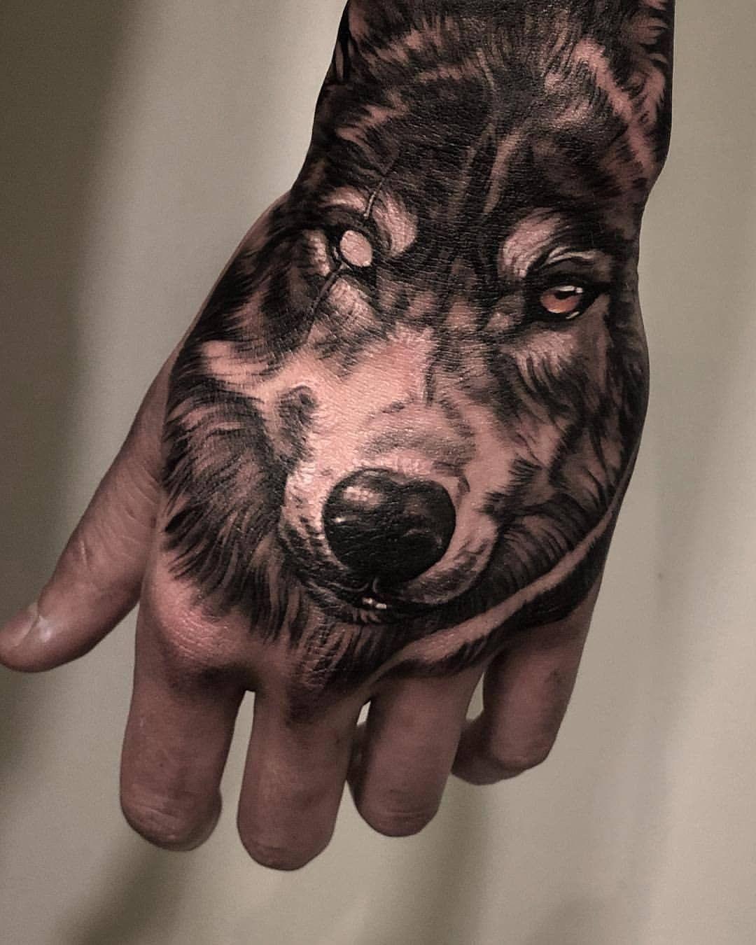 Wolf tattoo 18 1