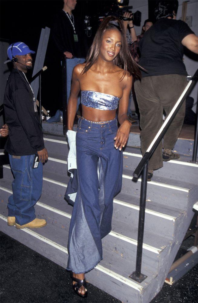 Baddie Style 90's