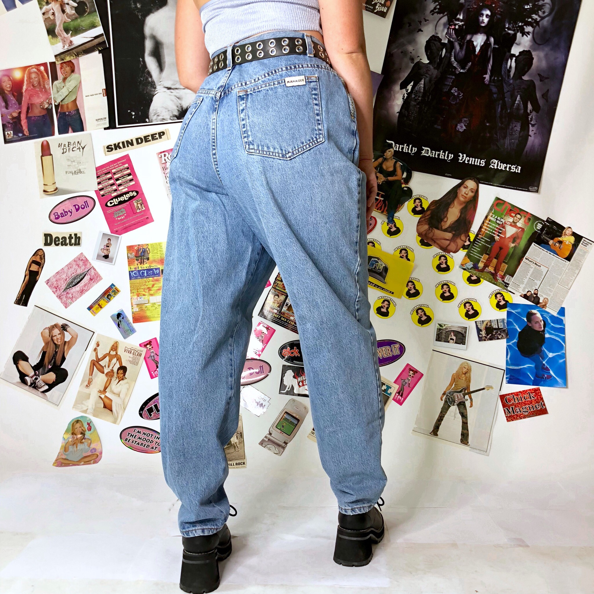 Mom jeans 1