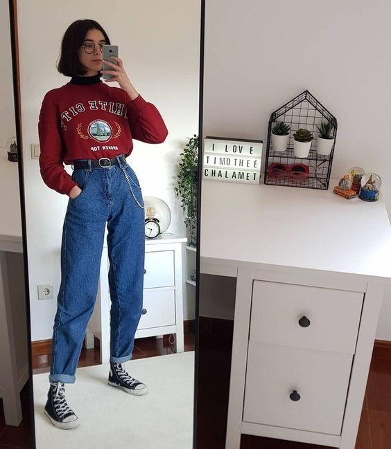 Outfit escuela 3