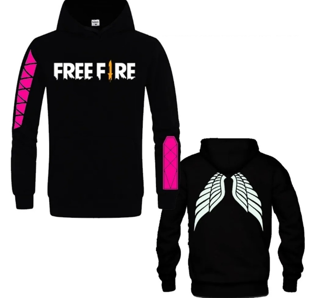free fire ropa 10