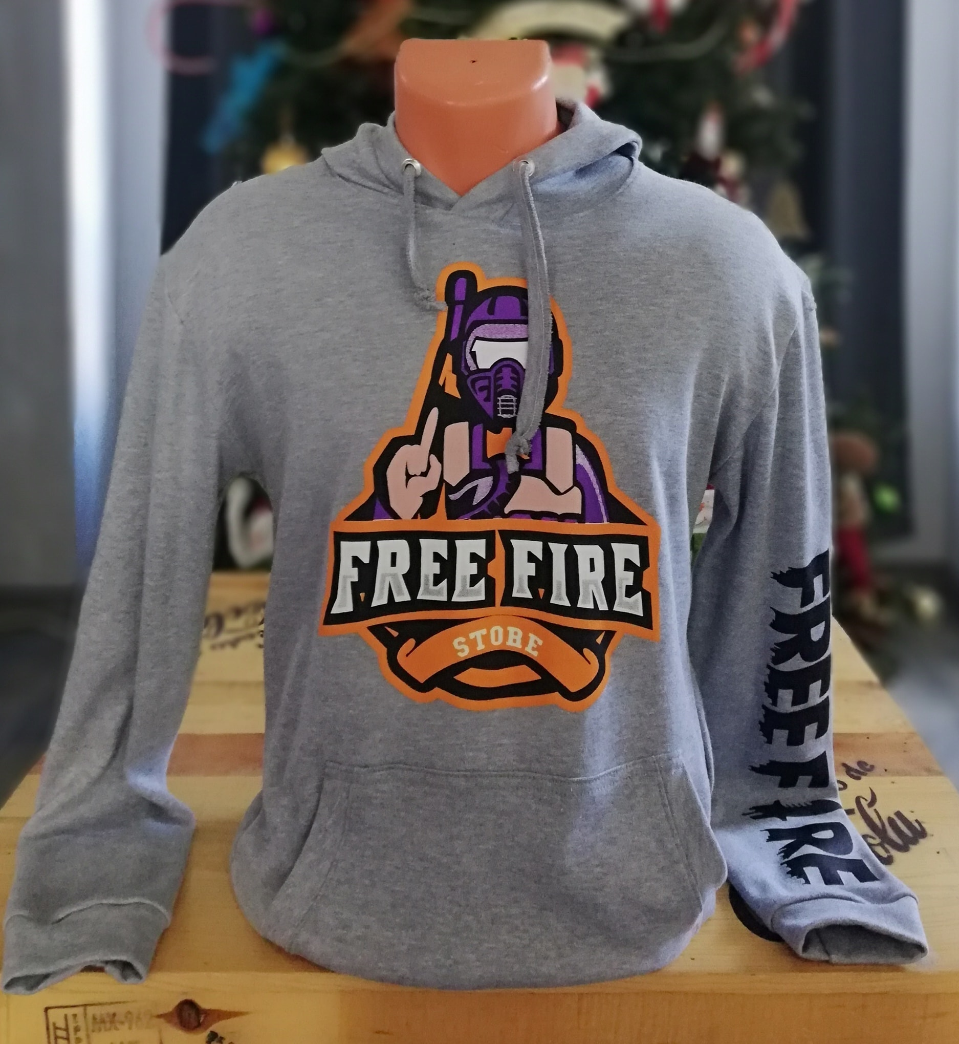 free fire ropa 21