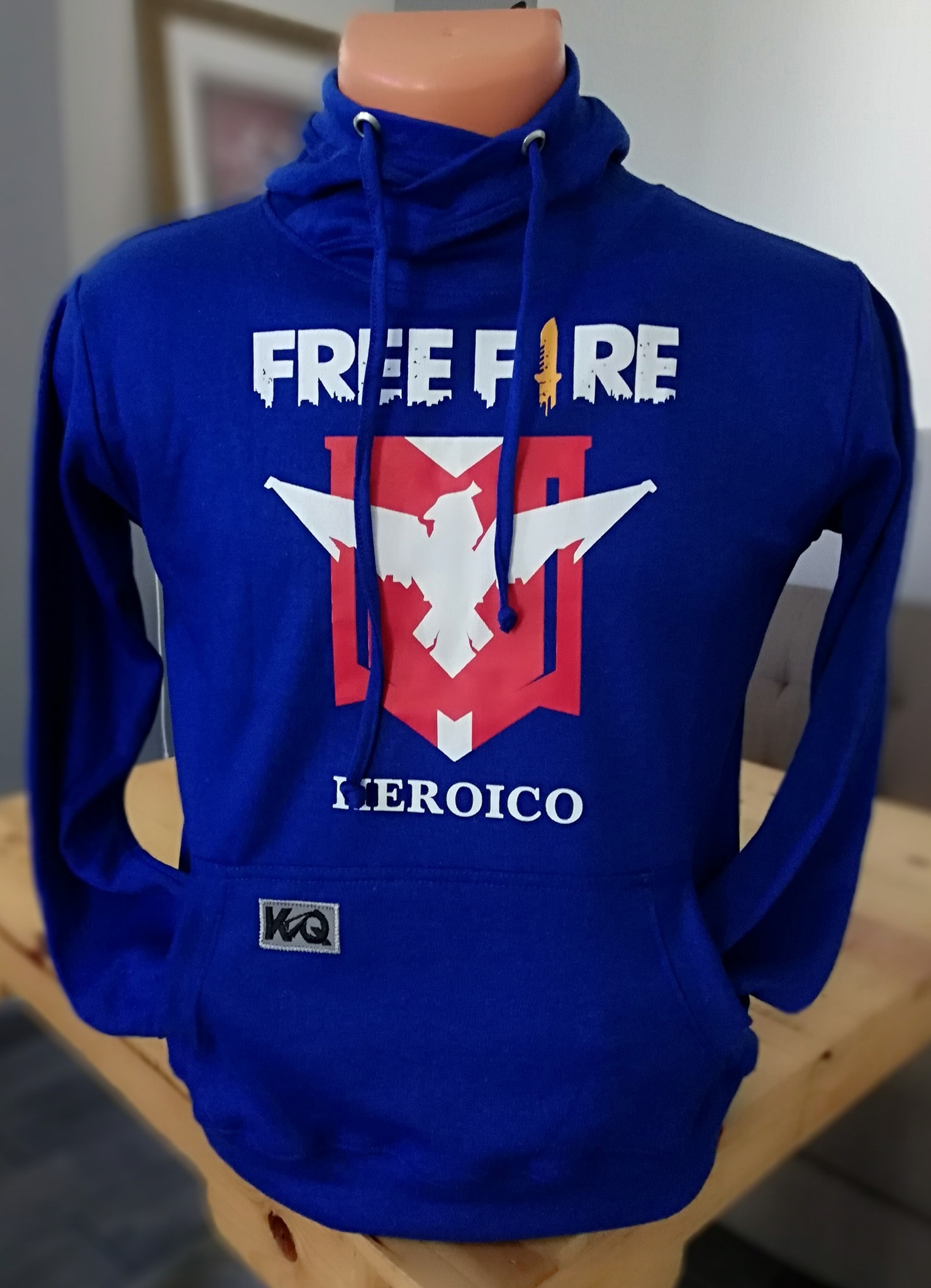 free fire ropa 23