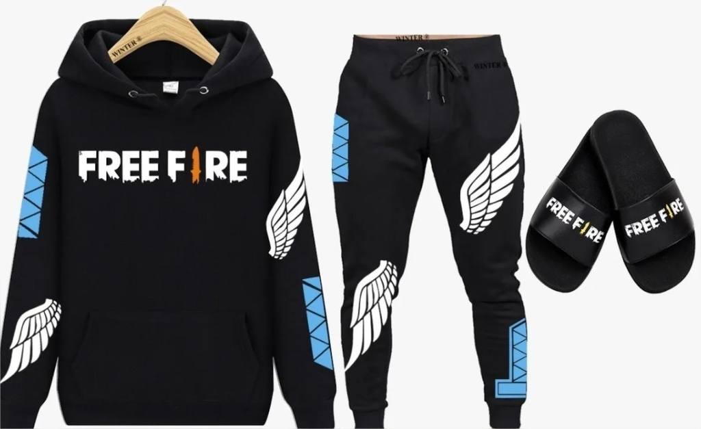 free fire ropa9