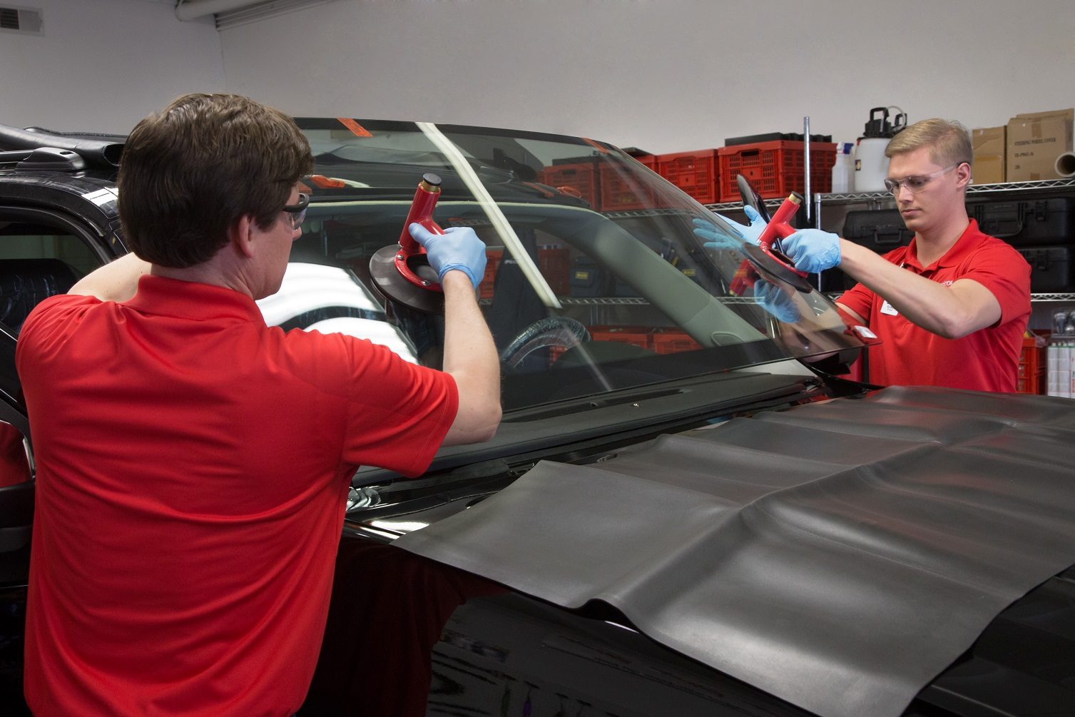 Windshield Damage How To Choose Between Repair And
