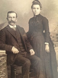 Jesusita and Charles Proctor