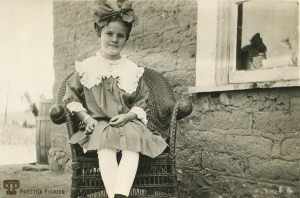 Mary Proctor 1910 about