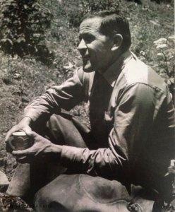 George Proctor Forest Ranger