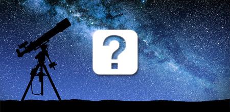 Choosing a Telescope