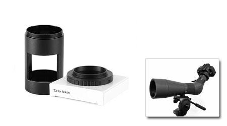 Avalon Digiscoping Adapter for Nikon DSLR Cameras