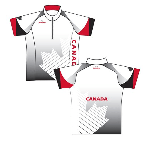 Team Canada – Short Sleeve (White)