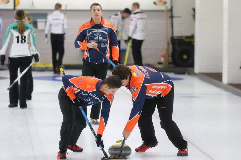 Team Horgan 2 - - Procurling Wear
