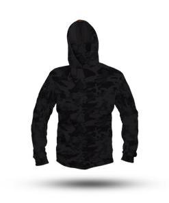 Camouflage Performance HooDoo Camo Black