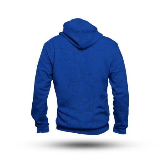 Faded Blue Team HooDoo 2