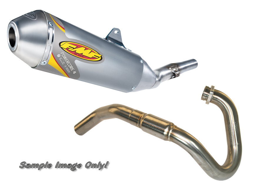 exhaust system fmf powercore 4