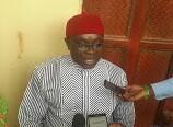 Chief Kenneth Onyebuchi Okeugo, Ohamafike 1 of Abia,