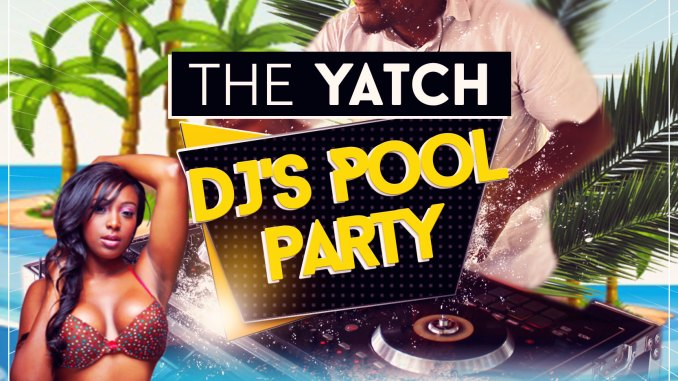 The Yatch DJ's Pool Party Every Sundays @ Kenfeli Hotel, Gwarri Avenue, Barnawa, Kaduna. Time- 2pm Gate fee- FREE For Details call 08037202292