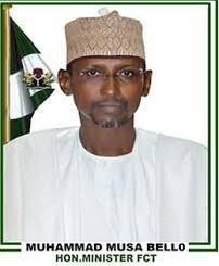 Muhammad Musa Bello Minister, FCT