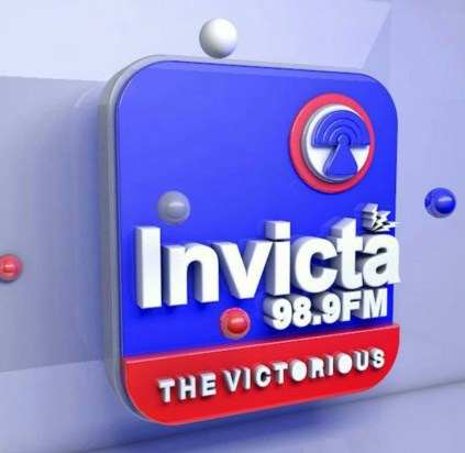 Invicta 98.9fm ......Kaduna's #1 Urban Radio. Contact - 08094646206. www.invictafm.ng