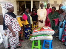 Food for widows and destitute