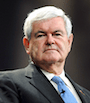 Newt Gingrich signature headshot