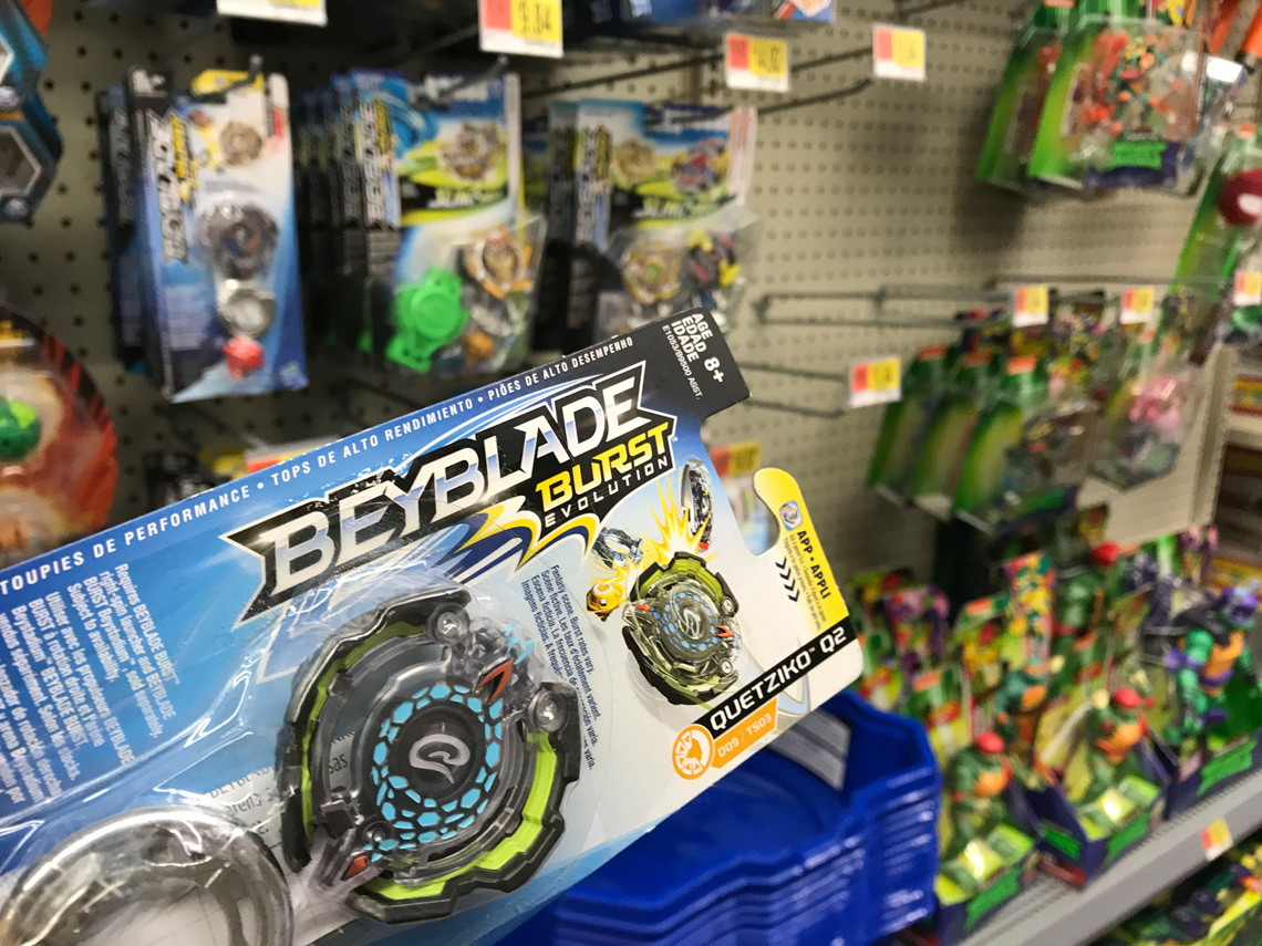 Hots Beyblade Burst Toys At Walmart Popular - Ala Model Kini