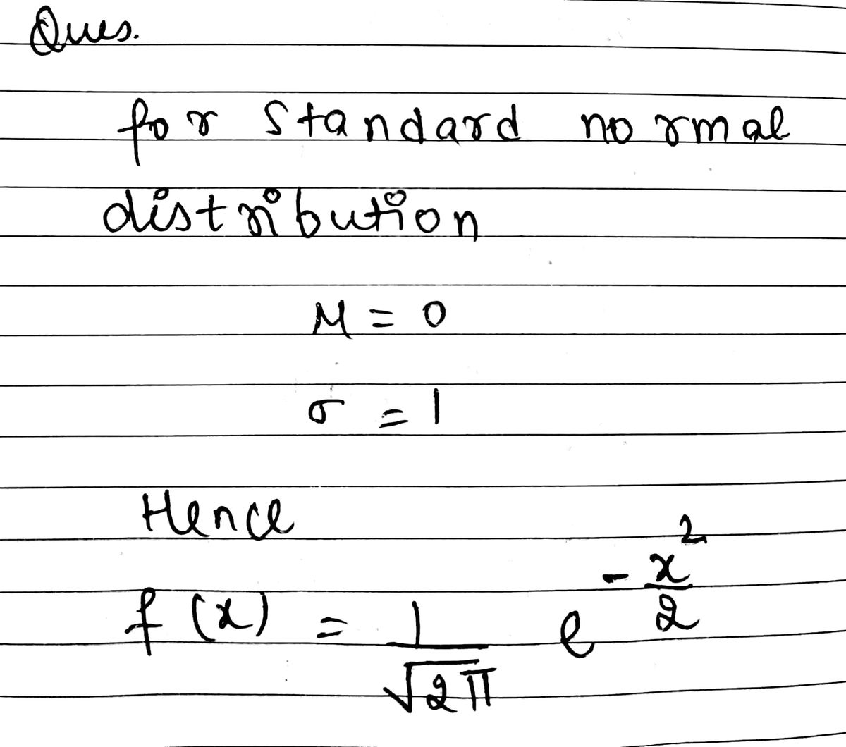 Answered Using The Normal Distribution Table