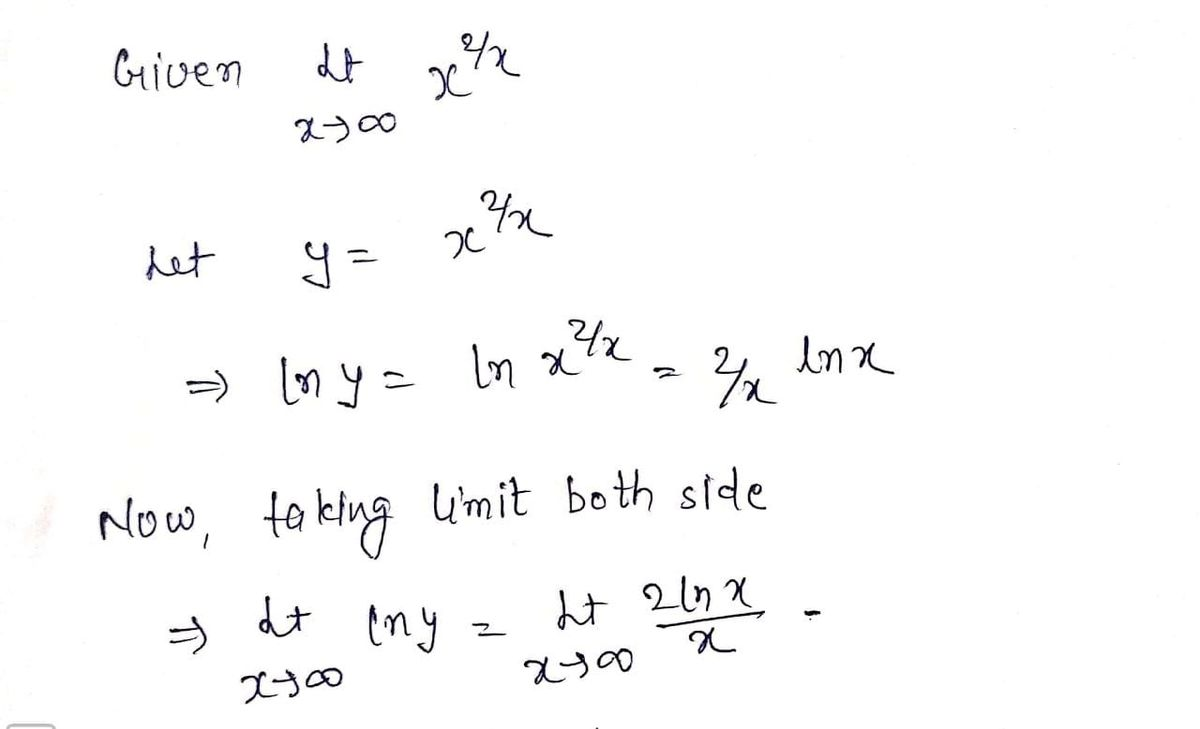 Answered Find The Value Of The Limit Lim A 1