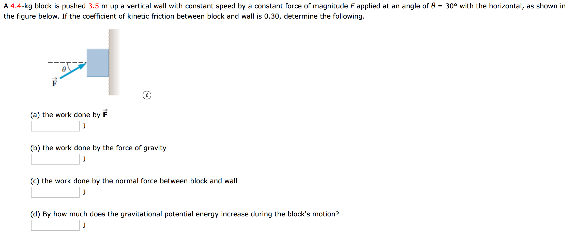 Answered The Force Acting On A Particle Varies