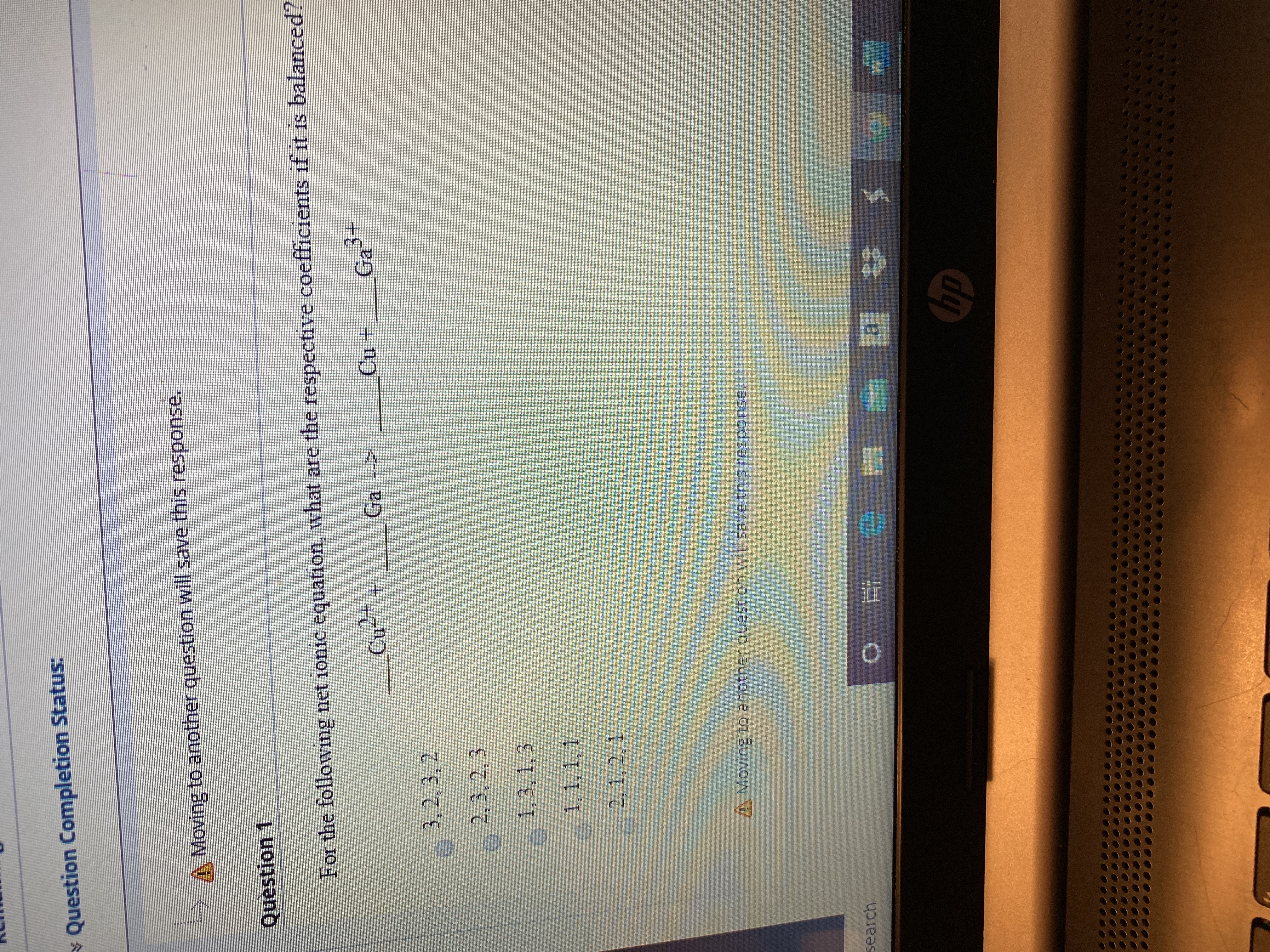 Answered For The Following Net Ionic Equation