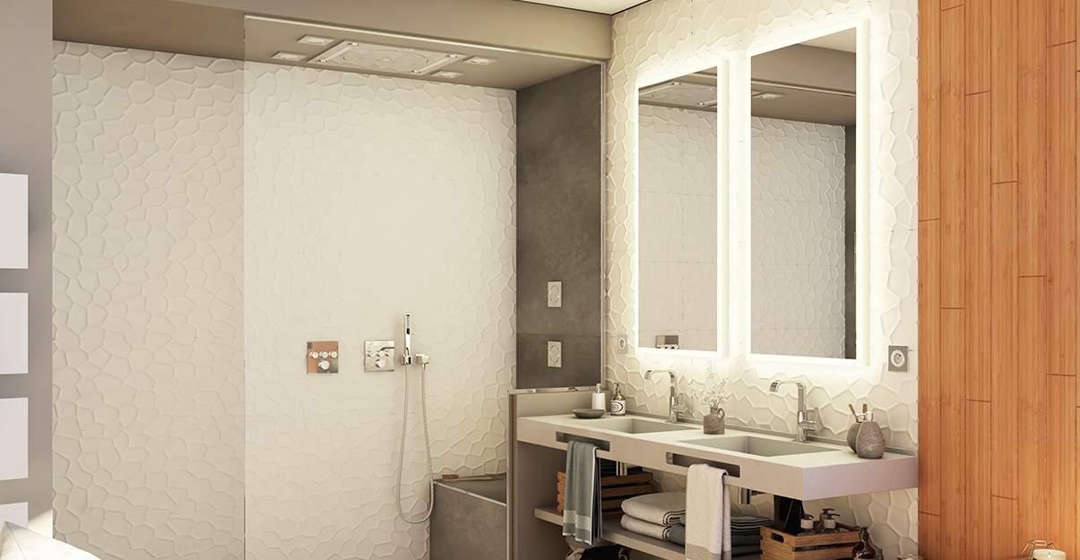 Eclairage Salle De Bain 5 Etapes Pour Mieux L Eclairer