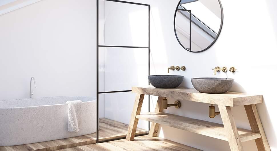 10 idees pour decorer sa salle de bain