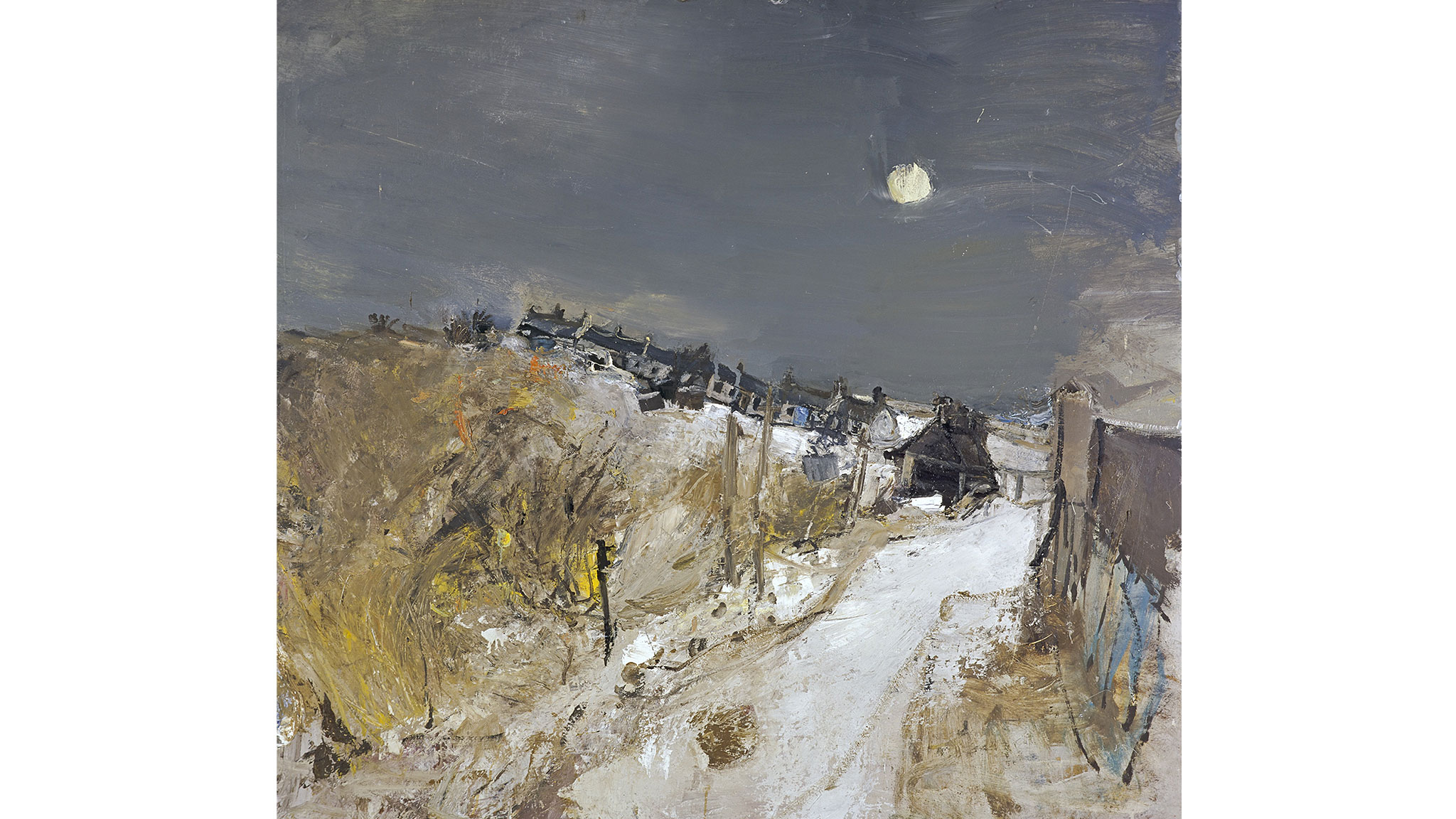 Joan Eardley At The Scottish National Gallery Of Modern Art