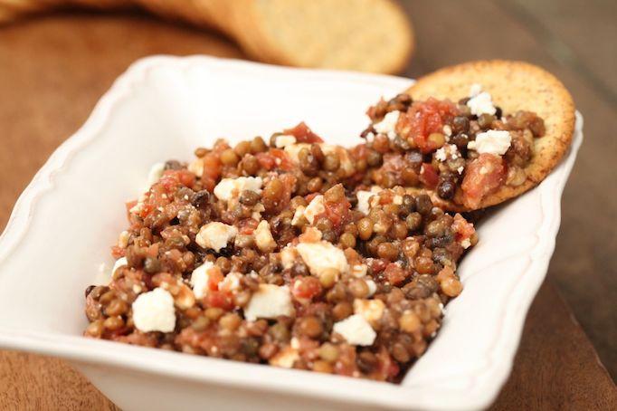 lentil dip-becki owens