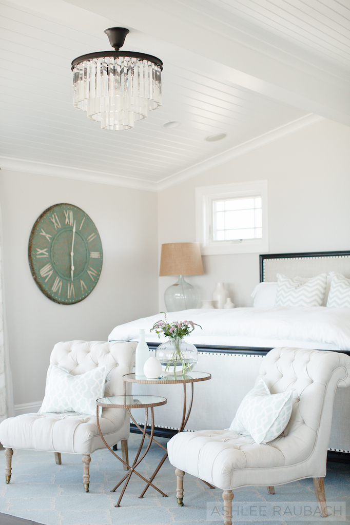 beach house master bedroom Becki Owens
