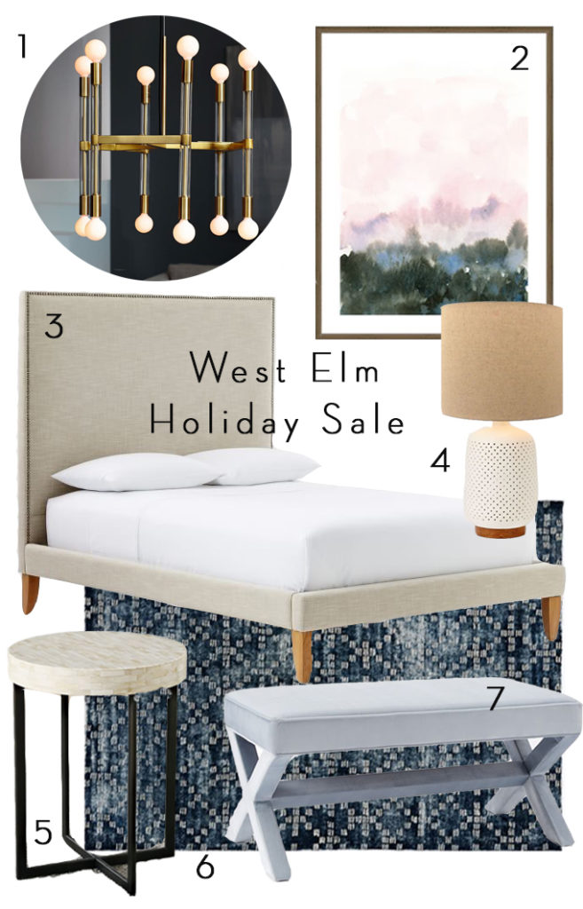 West Elm Holiday Sale