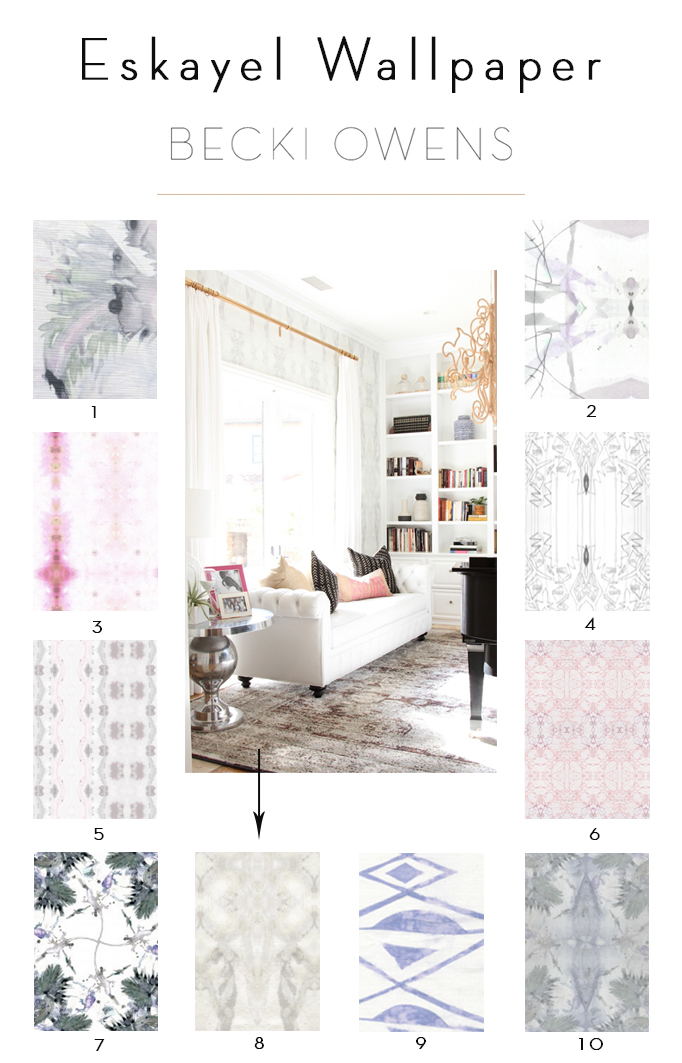 Eskayel Wallpaper Becki Owens